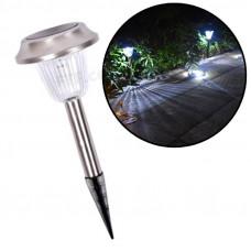 Садовий ліхтар на ніжці, ліхтар на сонячній батареї, вуличний світильник в сад, ліхтар на вулицю
