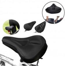 Велосипедное седло, накладка на велосипедное сиденье, силикон