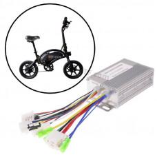 Контролер мотор-колеса електросамоката, контролер для безколекторного мотора електровелосипеда 36/48В 17а 350Вт