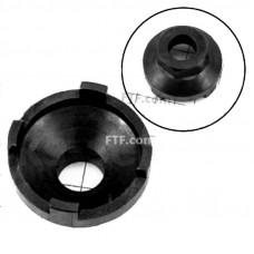 Ключ зняття вольнобігу 1зв. (4 зацепа), під ключ 24мм, чорний KL-9711L