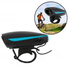 Дзвінок для велосипеда, електронний гудок, 140дб, клаксон