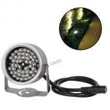 Прожектор вуличний для камер, інфрачервоний ІК 48LED 30м