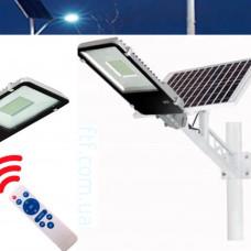 Вуличний ліхтар на сонячній батареї 100Вт 12000мАг сонячна система освітлення