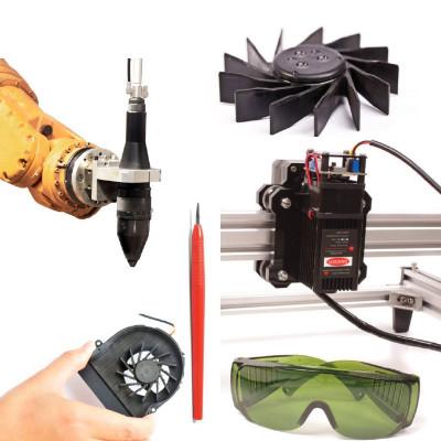 ЧПУ верстати, 3D принтери, комплектуючі