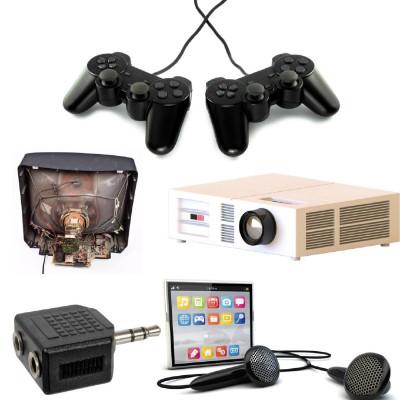 ТВ, відео, аудіо, консолі