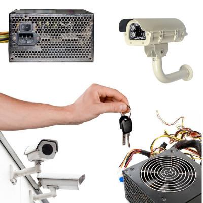 Системи безпеки та відеоспостереження