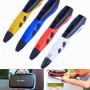 3D-ручка для творчості з OLED-дисплеєм USB Air Pen + філамент, в чохлі