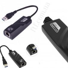 USB 3.0 мережева карта Ethernet RJ45 1гбіт