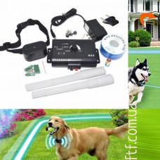 Електронний паркан, система огорожі для собак