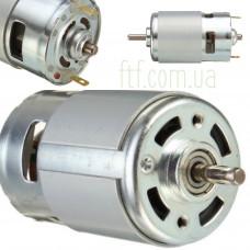 Мотор двигун 775 DC 12-36В 3500-9000об/хв для ЧПУ верстата