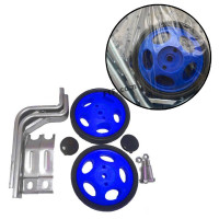 """Колеса бічні для велосипеда, страхувальні колеса Lumari HR20, (12""""-20"""") сині"""