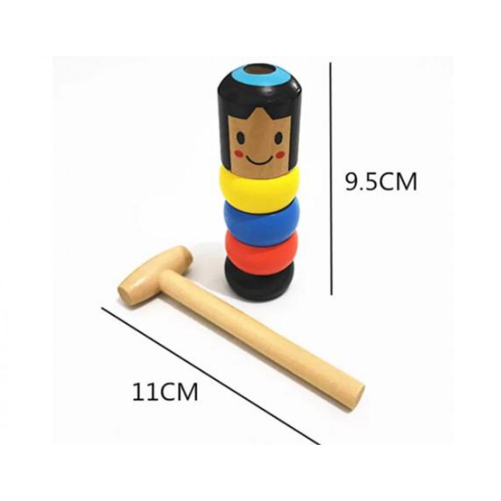 Іграшка-пірамідка Magic Bob для фокусів DARUMA