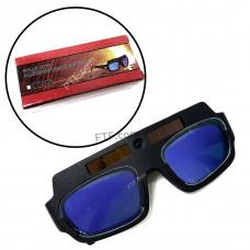 Зварювальні окуляри Хамелеон з автозатемненням захисні для зварювання YZ06
