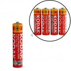 Батарейка AAA LR3 Kodak, сольова 1шт.
