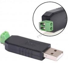 Конвертер USB - RS485 адаптер перехідник