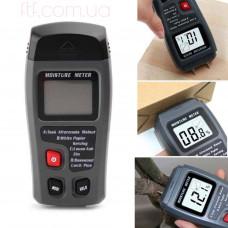 Цифровий вимірювач вологості деревини вологомір 0-99.9% EMT01 MT-10