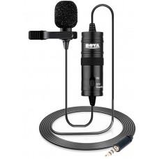 Петличний мікрофон петличка BOYA BY-M1 для смартфона, камери