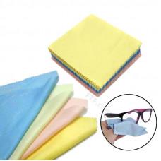 Серветки для екрану, оптики, 100x серветка чистяча з мікрофібри, тканина для протирання оптики екранів