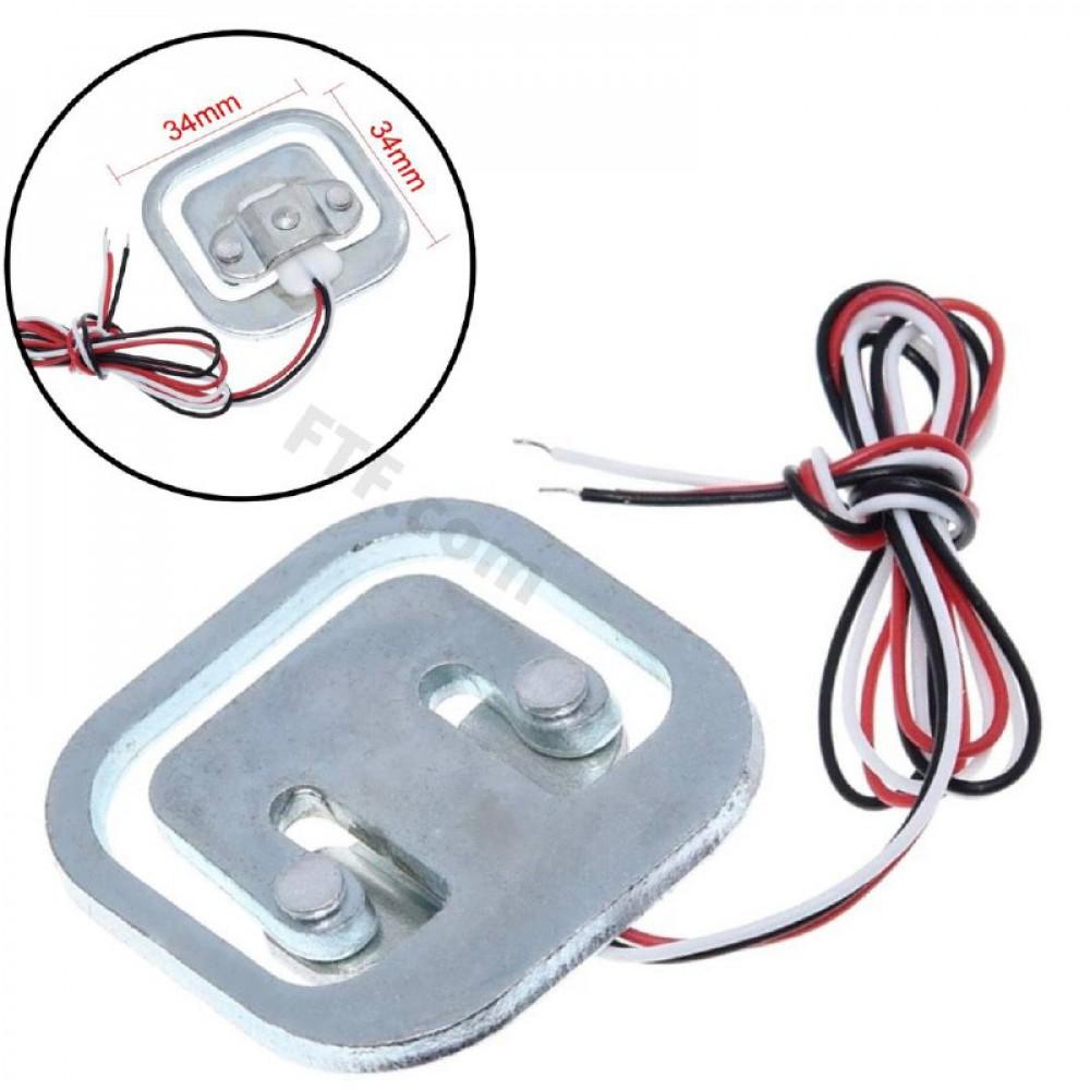 Тензодатчик для ваг, до 50кг тензометричний датчик для електронних ваг