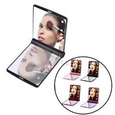 Дзеркало з підсвічуванням, кишенькове дзеркальце з LED підсвічуванням