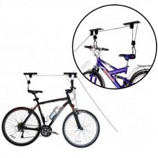 Кріплення для велосипеда до стелі( механізм ліфт), кронштейн, підвісний тримач велосипеда