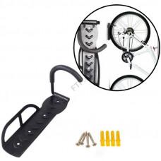 Кріплення для велосипеда на стіну за колесо, кронштейн, настінний тримач велосипеда
