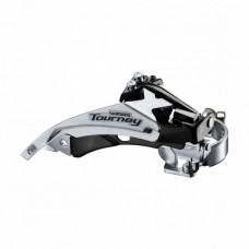 Перемикач Шимано передній, перекидка ланцюга Shimano Tourney FD-TY500-TS3 Top-Swing 42T